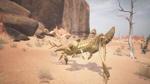 Sand Reaper (white)