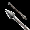 Hardened Steel Arrow