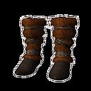 极佳的华纳神族重型靴子
