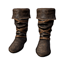 Exceptional Vanir Fur Boots