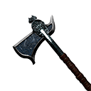 Star Metal Hatchet