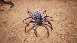 Blue Widow