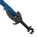 Flawless Obsidian Sword