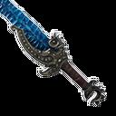 极佳的黑曜石剑
