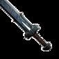 Épée en métal stellaire