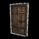 Heavy Reinforced Door