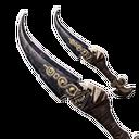 极佳的蛇人匕首