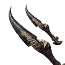 Exceptional Serpent-man Daggers
