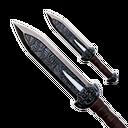 无瑕的星辰金属匕首