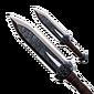 Dague en métal stellaire
