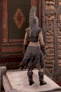 Hyena fur armor back female.jpg
