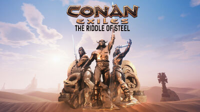 The Riddle of Steel DLC key art