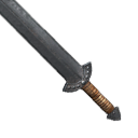 无瑕铁阔剑