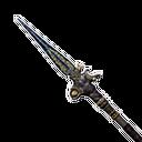 極佳的蛇人戰矛