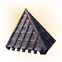 Khitan Sloped Roof Corner