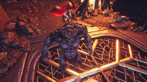 Extant Goblinoid Immolator