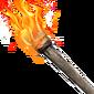 Porteur de torche