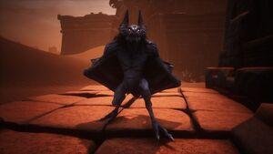 Pipistrello demone
