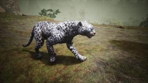 Giaguaro mostruoso