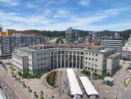 Edificio de los Tribunales de Justicia de Concepcion