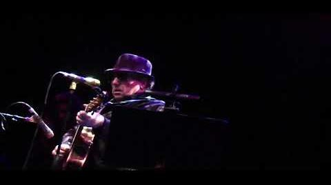 Van Morrison & Tom Jones G Live 8th January 2018