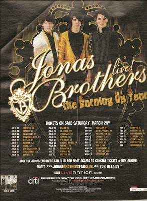 Burnin' Up Tour