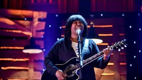 Joan Armatrading – Down To Zero (Folk Awards 2016)