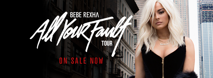 All Your Fault Tour