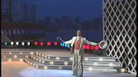 Joel Grey--George M. Cohan Medley, Statue of Liberty, 1986 TV