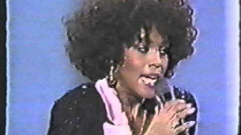 Whitney Houston - Didn't We Almost Have It All (Live Special Olympics 87)