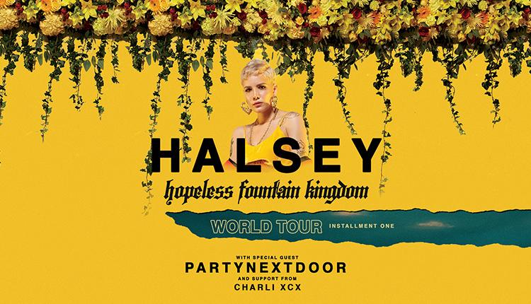 The Hopeless Fountain Kingdom World Tour