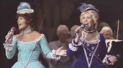 ABBA - Dancing Queen (Royal Swedish Opera 1976) HQ
