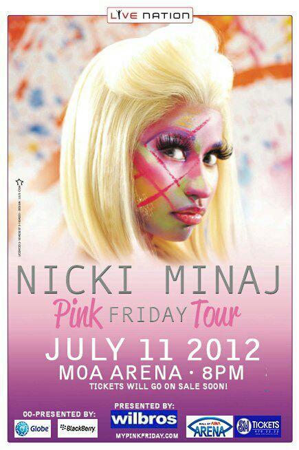 Pink Friday Tour