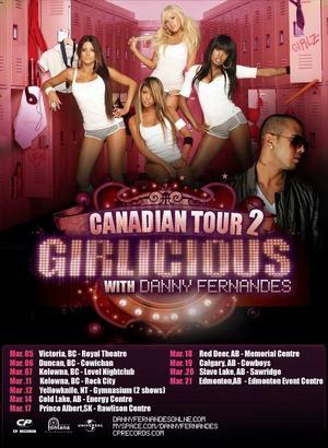 The Girlicious Tour