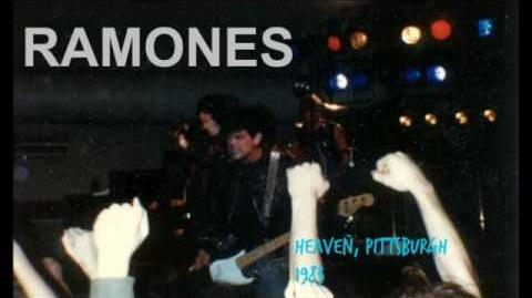 Ramones Live at Heaven, Pittsburgh, Pennsylvania, USA 14 07 1983 (FULL CONCERT)