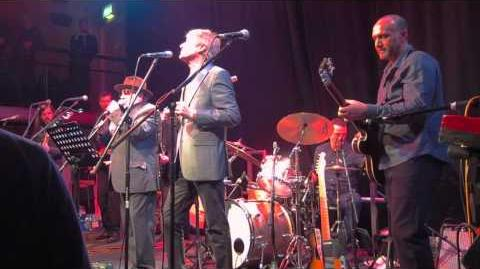 Van Morrison and Paul Jones 'Real Real Gone' at Cranleigh Arts Centre, 15 December 2014