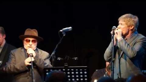 Van Morrison & Paul Jones I Got A Woman, Cranleigh 151214