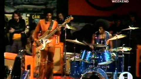 Stevie Wonder 1974 concert on German TV show Musikladen Beat Club