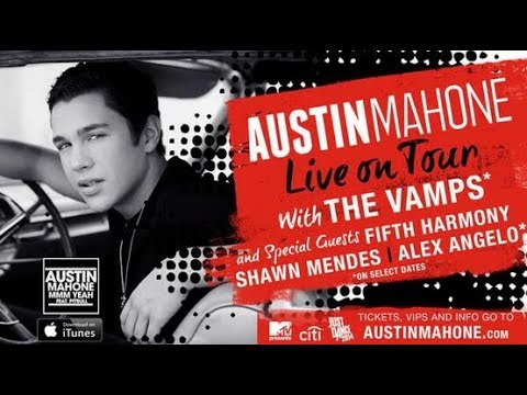 Austin Mahone: Live on Tour