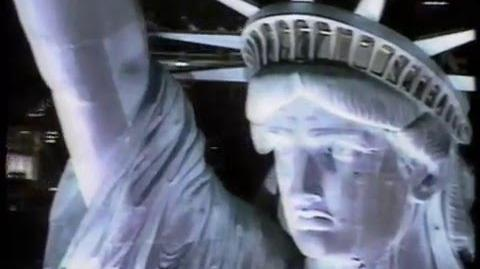 Liberty Weekend 1986 - The Star-Spangled Banner plus credits
