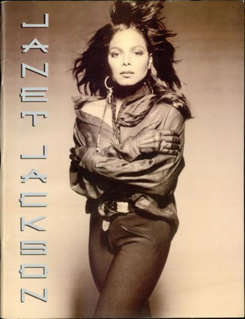 Rhythm Nation World Tour 1990