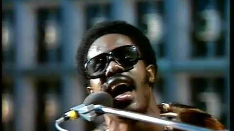 Stevie Wonder Live Gala Du Midem 1974