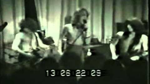 New York Dolls Live At The Matrix San Francisco 1973