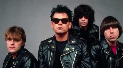 Ramones - Live at The Ritz USA December 27, 1984-0