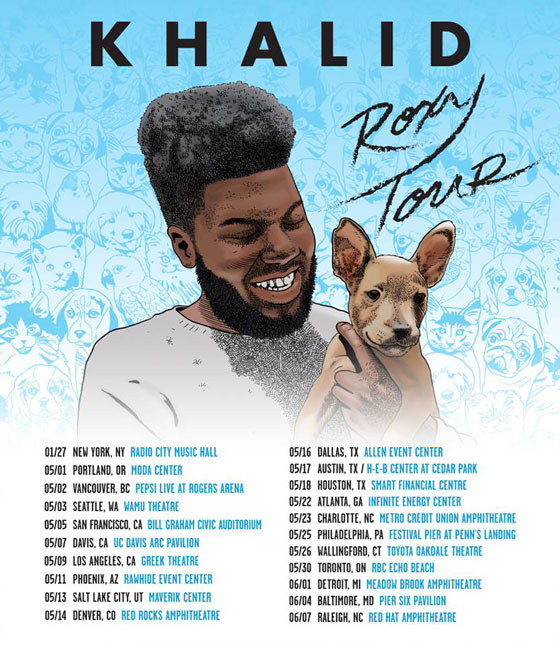 Roxy Tour