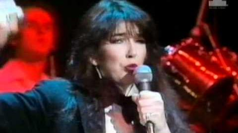 KATE BUSH - THEM HEAVY PEOPLE LIVE (REVOLVER)