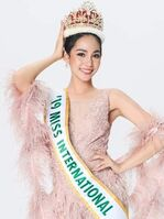 Miss Internacional 2019
