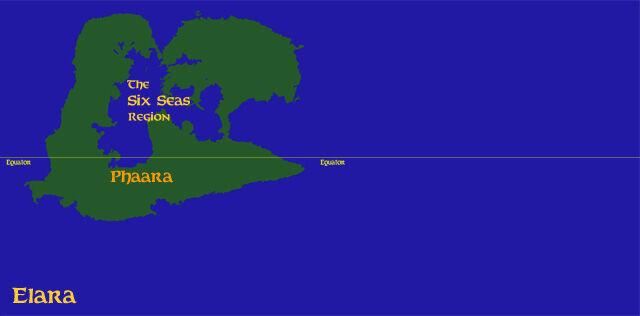 A map of the planet Elara