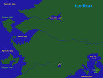 The country of Koridan