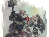 Dwarf, Dark (Danaan)